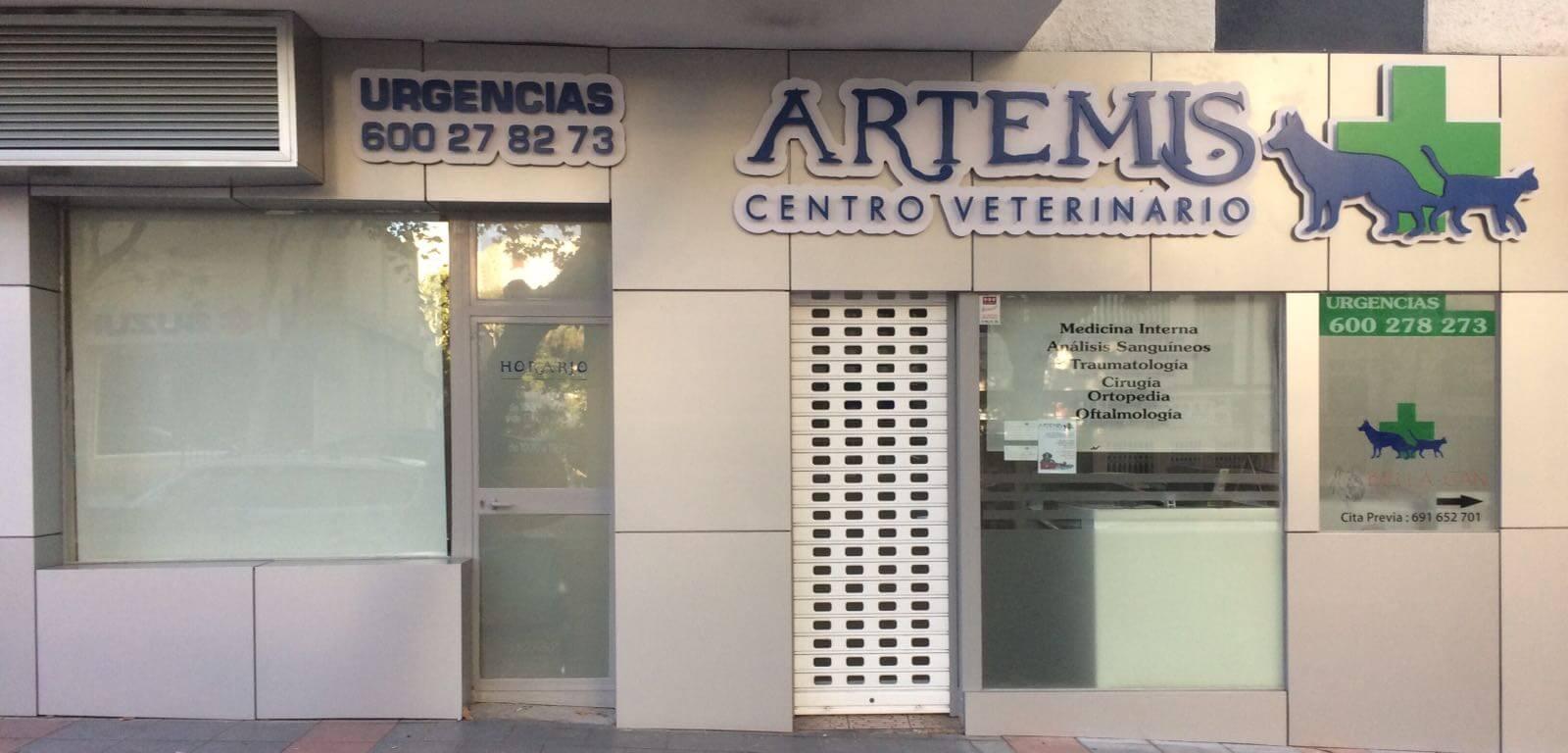 Centro Veterinario Artemis